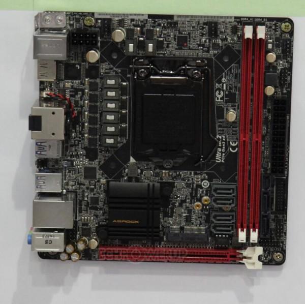 Z170 ITX