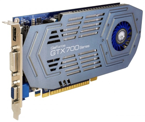 KFA2 GeForce GTX 750 Ti Razor