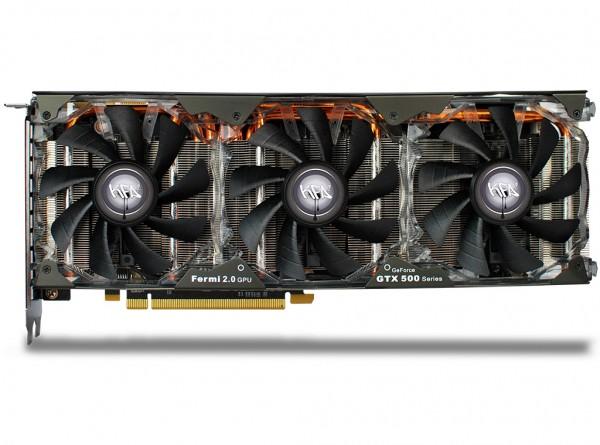 KFA2 GeForce GTX 580 MDT X4 EX