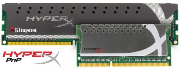 Оперативная память Kingston HyperX Plug and Play