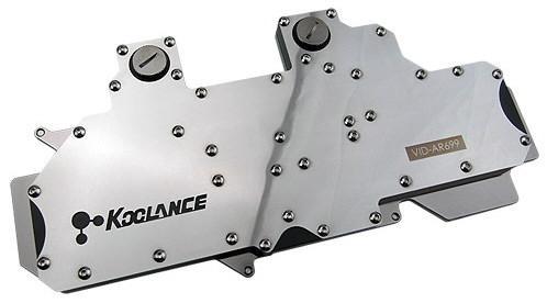 Водоблок Koolance VID-AR699