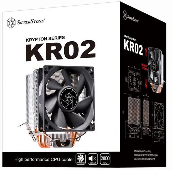 SilverStone Krypton KR02