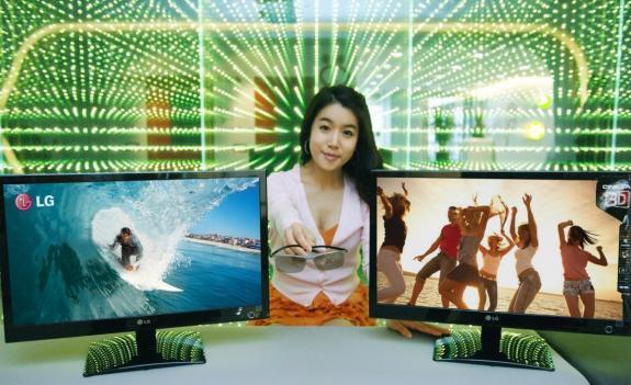 3D-монитор, LG, D41P, D42P