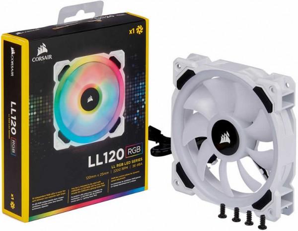 Corsair LL120 RGB White