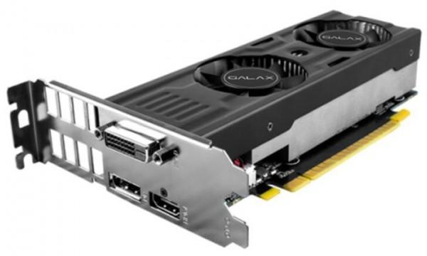 Galax GeForce GTX 1650 GDDR6 LP