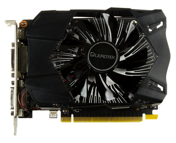 Leadtek GeForce GTX 750