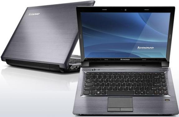Ноутбук Lenovo IdeaPad V470