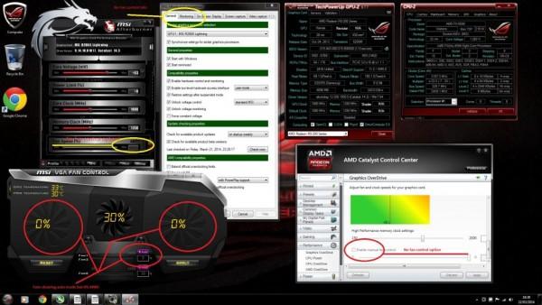 MSI Radeon R9 290X Lightning
