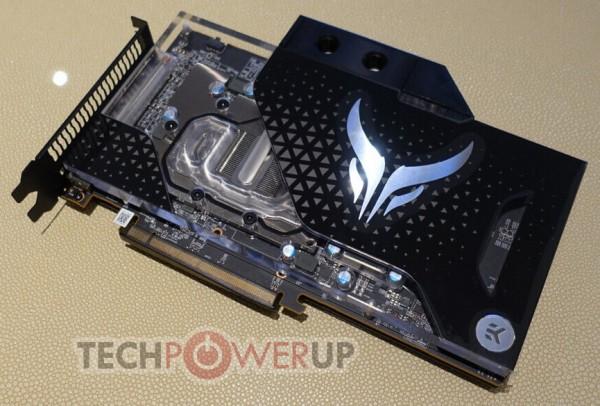 PowerColor RX 5600 XT Liquid Devil