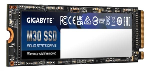 Gigabyte M30 NVMe M.2 SSD