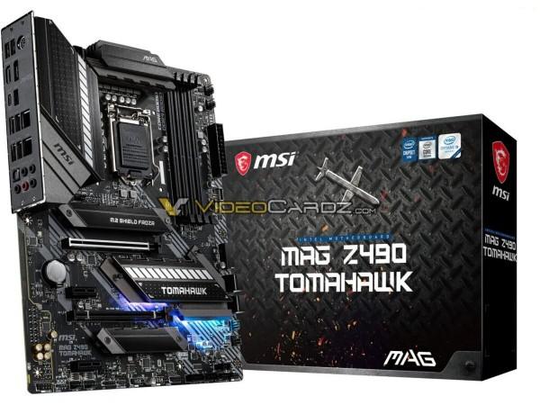 MSI MAG Z490 Tomahawk