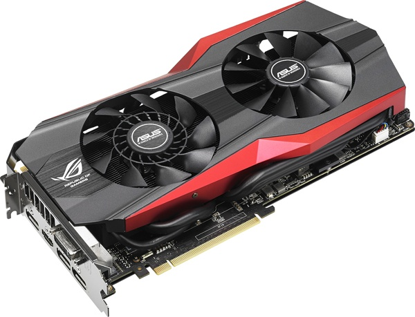 ASUS GeForce GTX 980 Matrix