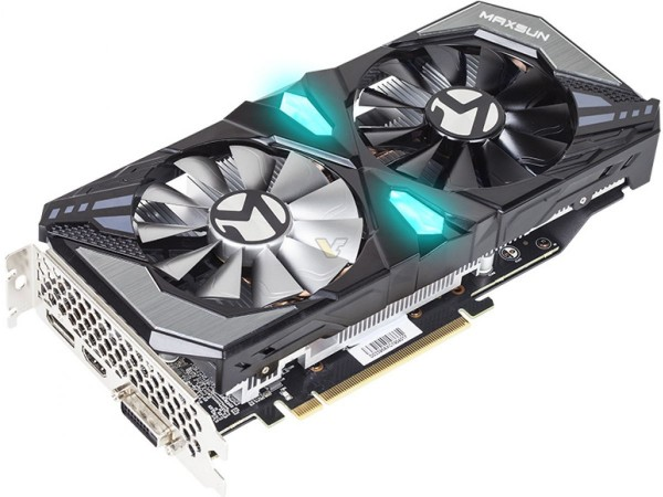 Maxsun GeForce GTX 1660 SUPER Terminator