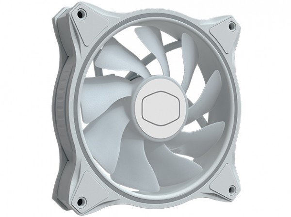 Cooler Master MasterFan MF120 Halo White Edition