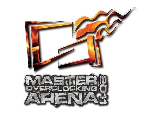 Master Overclocking Arena 2011 Ukraine