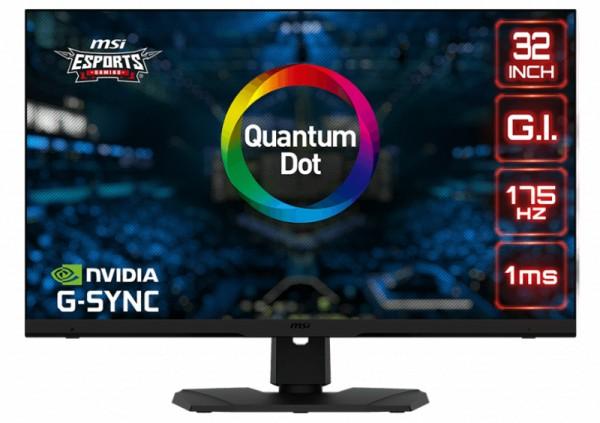 MSI Optix MPG321QRF-QD