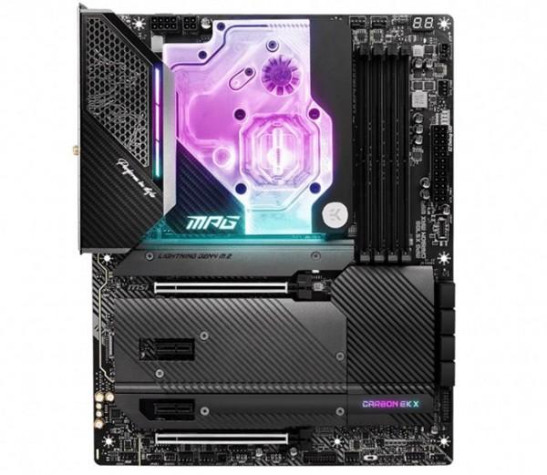 MSI MPG X570S Carbon EK X