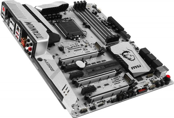 MSI Z270 MPOWER GAMING TITANIUM