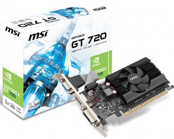 MSI GeForce GT 720
