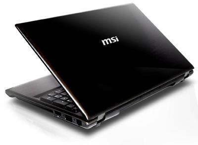 Ноутбук MSI GE620 GR620