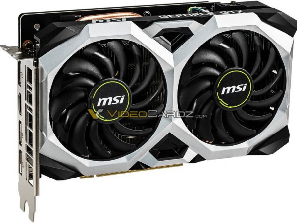 MSI GeForce GTX 1660