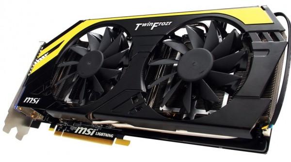 MSI GeForce GTX 680 Lightning L