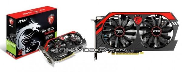 MSI GeForce GTX 750 TwinFrozr GAMING