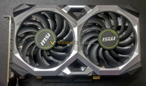 MSI GeForce GTX 1660 Ti Ventus
