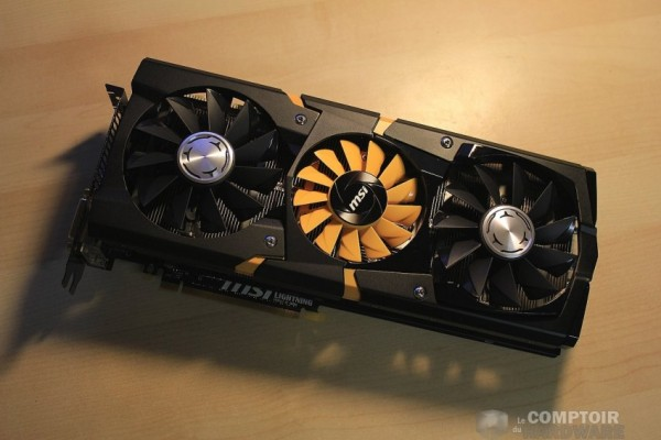 MSI GeForce GTX 780 Ti Lightning