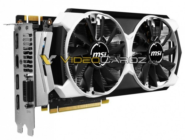 MSI GeForce GTX 960 Armor