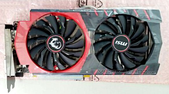 MSI GeForce GTX 980 Twin Frozr V
