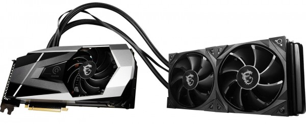 MSI GeForce RTX 30 Sea Hawk
