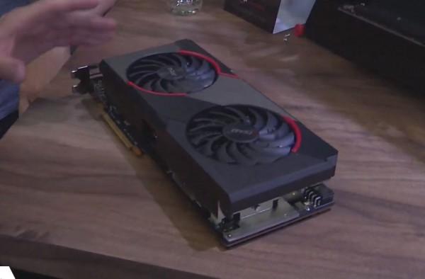 MSI Radeon RX 5700 GAMING