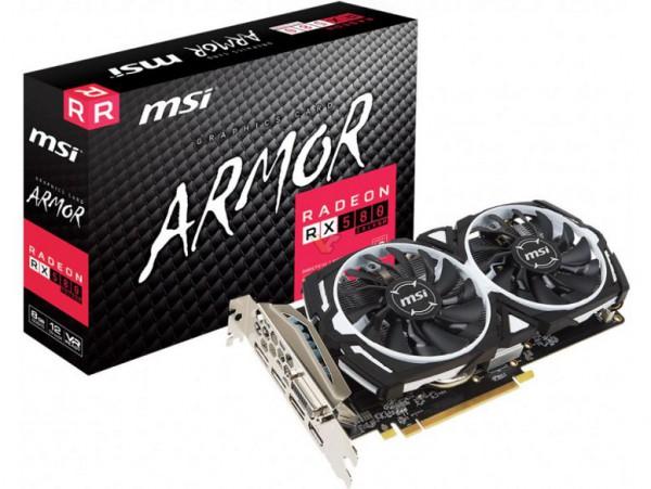 MSI Radeon RX 580 2048SP