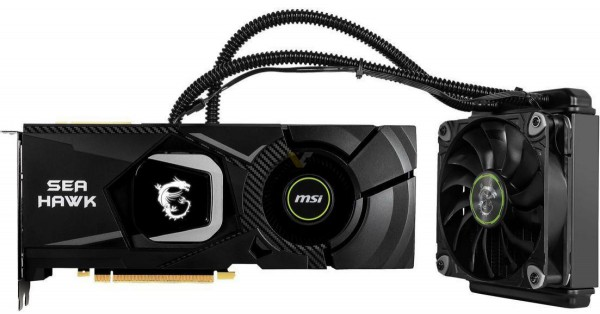MSI GeForce RTX 2080 Ti 11GB Sea Hawk
