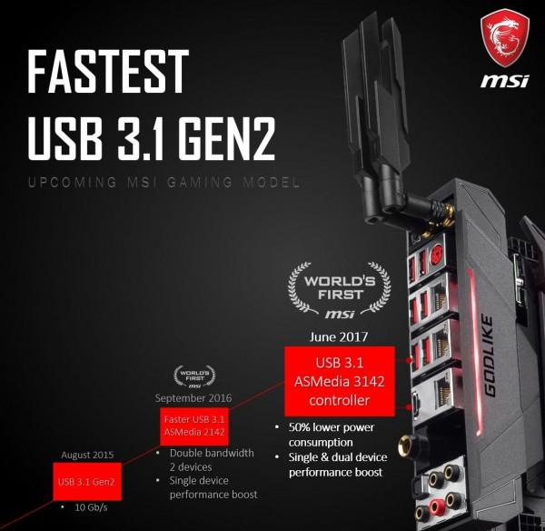 MSI X299 GODLIKE Gaming