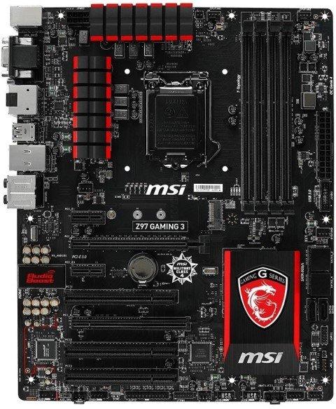 MSI Z97 Gaming 3