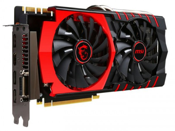 MSI GeForce GTX 980 Ti Gaming Lite Edition
