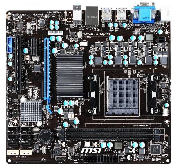MSI 760GMA-P34FX
