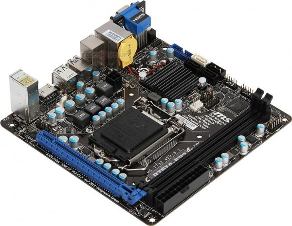 MSI B75IA-E33