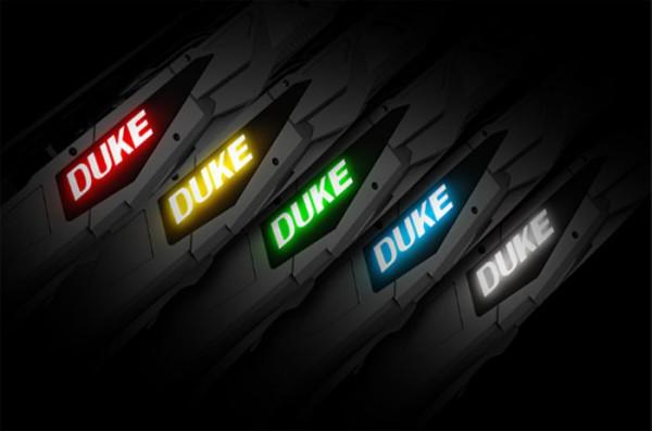 MSI, GeForce GTX 1080 DUKE Edition, GeForce GTX 1070 DUKE Edition