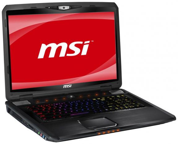 MSI GT780DX