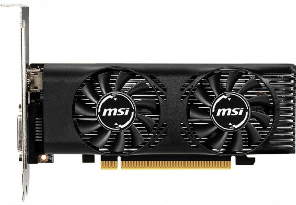 MSI GeForce GTX 1650 Low Profile