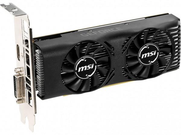 MSI GeForce GTX 1650 Low Profile