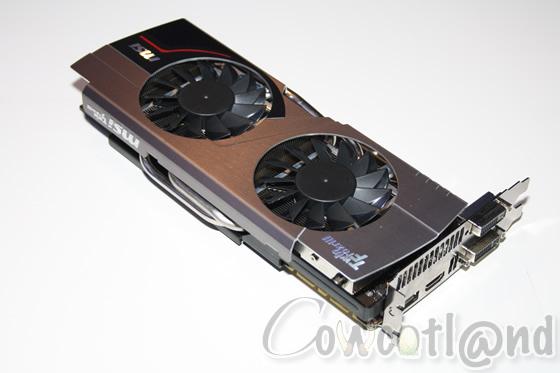 MSI GeForce GTX 680 Twin Frozr III