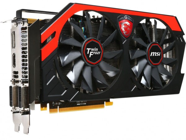 MSI GeForce GTX 770 Gaming