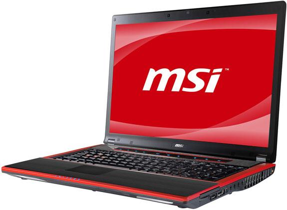 MSI GX740