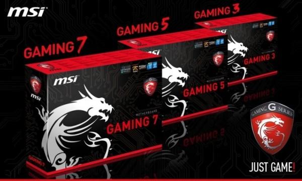 MSI Z97 Gaming