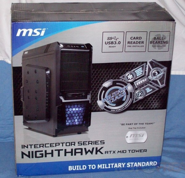 MSI Nighthawk Interceptor