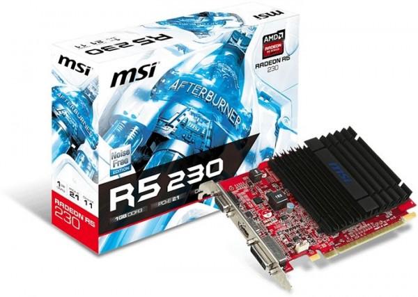 MSI R5 230 1GD3H